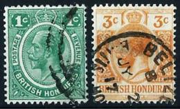 Honduras (Británica) Nº 103/... Cat.10€ - British Honduras (...-1970)