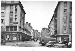 CPSM BOULOGNE-SUR-MER - Rue Faidherbe. - Non Classificati