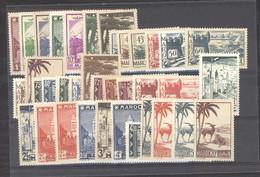 Maroc  :  Yv  163-99    ** - Unused Stamps