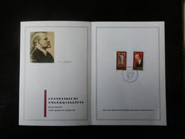 A13/895  DOC. HONGRIE  LENIN - Lenin