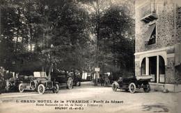 EV 32385  BRUNOY  GRAND HOTEL DE LA PYRAMIDE   FORET DE SENART - Brunoy