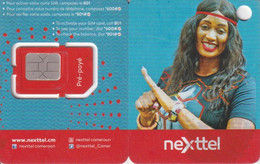 Nexttel SIM GSM Mint - Camerún