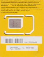 MTN Y'ello SIM GSM Mint - Camerún