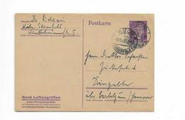 Ganzsachenkarte Aus Köln 1943 - Brieven En Documenten