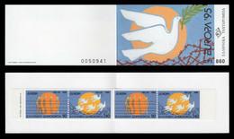 GREECE 1995 EUROPA CEPT - BOOKLET MNH - Markenheftchen
