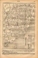 ANNUAIRE - 85 - Département Vendée - Année 1911 - édition Didot-Bottin - 36 Pages - Telefonbücher