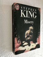 J'AI LU EPOUVANTE N° 3112  MISERY  Stephen KING  440 Pages - 1994 - Fantastici