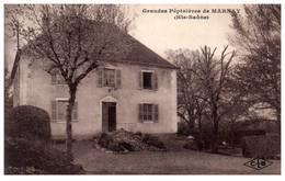 70 Grandes Pépinières De MARNAY - Sonstige Gemeinden
