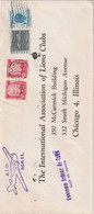 Lions International Cuba Old Cover Mailed - Covers & Documents