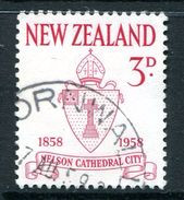 New Zealand 1958 Centenary Of City Of Nelson Used (SG 767) - Used Stamps