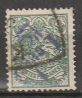 IRAN / PERSE - N°212 Obl (1903-04) Surcharge Renversée - Iran