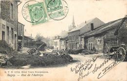 Belgique - Vresse-sur-Semois  - Sugny - Rue De L' Aubroye - D.V.D. N° 11714 - Vresse-sur-Semois