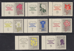STAMPS-ROMANIA-1957-UNUSED-MNH**SEE-SCAN - Neufs