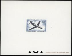(*) N°36 - 500F. Caravelle. Epreuve De Luxe Avec Perforation De L'atelier. SUP. - Zonder Classificatie