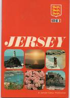 Jersey Année 1974 Livret D'informations Renseignements Et Voyage Tourisme 20 Pages état Impeccable - Cultura