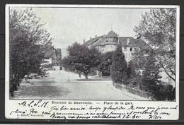 Carte P De 1900 ( Neuveville / Place De La Gare ) - BE Berne