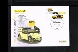 2003 - Deutschland FDC Mi. 2340 - Transport - Cars - ADAC [KF026] - FDC: Brieven