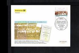 2008 - Deutschland FDC Mi. 2659 - Sport - Football (Soccer) - Deutsche Fussball Länderspiele [KH045] - FDC: Brieven