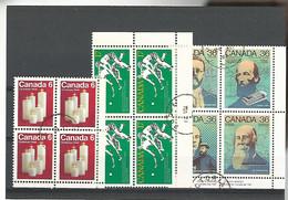 54551 ) Collection Canada Block - Blocks & Sheetlets