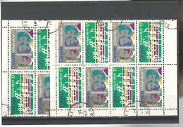 54553 ) Collection Canada Block - Blocks & Sheetlets