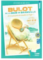 50 - BULOT DE LA BAIE DE GRANVILLE - Il N'a Pas Peur De Mouiller Le Mayo - Coquillage - Granville