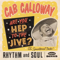 Cab Calloway (1994) Are You Hep To The Jive? (CK 57645) - Jazz