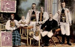 Roemenië Romania - Besztercze Szasz Csalad Bistritz - 1910 - Romania