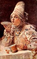 Rusland Russia - Makovsky Tea Drinking - 1935 - Russie
