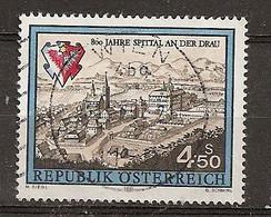 Autriche Austria 1991 Spittal An Der Drau Obl - 1991-00 Oblitérés