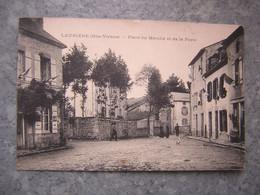 LAURIERE - PLACE DU MARCHE - Lauriere