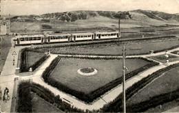 België - Breedene - Trein - 1954 - Non Classés