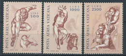 1976 - CITTA' DEL VATICANO - POSTA AEREA / AIRMAIL. MNH - Posta Aerea