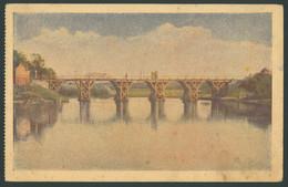 VARENA Vintage Postcard Lithuania - Litauen