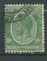 Kenya Et Ouganda  - Yvert N° 3  Oblitéré       Au  11810 - Kenya & Uganda