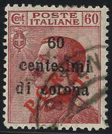 O 1918/19, Bolzano 3, BZ3 / 142 (S. 100,-) - Trentino