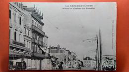 CPA (85)  Les Sables D'Olonne. Hôtel Et Chalets Du Remblai . (AB.1000) - Sables D'Olonne