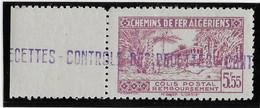 Algérie Colis Postaux N°106 (réf. Dallay) - Neuf * Avec Charnière - TB - Parcel Post
