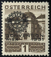 ** 1931, Rotary, 6 Werte, (ANK 518-23 / 750,- U. 398 A-F / 720,-) - Zonder Classificatie