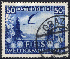 O 1933, FIS I, 4 Val., Usati (U. 426-29) - Zonder Classificatie