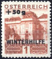 ** 1933, Winterhilfe I, 4 Werte (ANK 563-66 / 100,-) - Zonder Classificatie