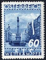 ** 1936, FIS II, 4 Valori (Mi. 623-26 / U. 477-80 / 200,-) - Zonder Classificatie