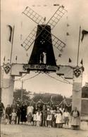 België - Houthalen Helchteren - Fotokaart - Molen - Kristus Feest - Boog - 1935 - Non Classés