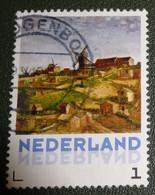 Nederland - NVPH - Xxxx - 2015 - Persoonlijke Gebruikt - Vincent Van Gogh - Stad En Dorp - Nr 02 - Private Stamps