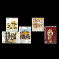 SELLOS ANDORRA ESPAÑOLA AÑO 1990COMPLETO. NUEVOS SIN FIJASELLOS (MNH) PRINCIPAT ANDORRE - Unused Stamps