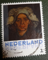 Nederland - NVPH - Xxxx - 2015 - Persoonlijke Gebruikt - Vincent Van Gogh - Portretten - Nr 01 - Private Stamps