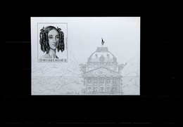 België BL88 MV - Belgisch Koningshuis - La Dynastie Belge - Oplage: 75ex - Zeldzaam - Rare - SUP - Ministerial Panes
