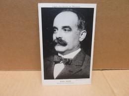 EPINAL (88) Emile Gley Ligue Des Droits De L'Homme Physiologiste Né à Epinal En 1857 - Epinal