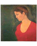 Art - Peinture - Aristide Maillol - Portrait De Dina - CPM - Voir Scans Recto-Verso - Malerei & Gemälde