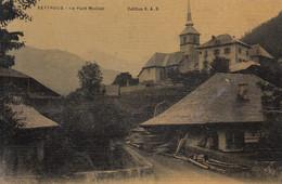 74 - Seytroux - Le Pont Moillet - Eglise - Other Municipalities