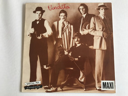 VENDETTA - If You Want My Love - MAXI 45t - 1984 - FRENCH Press - Disco, Pop